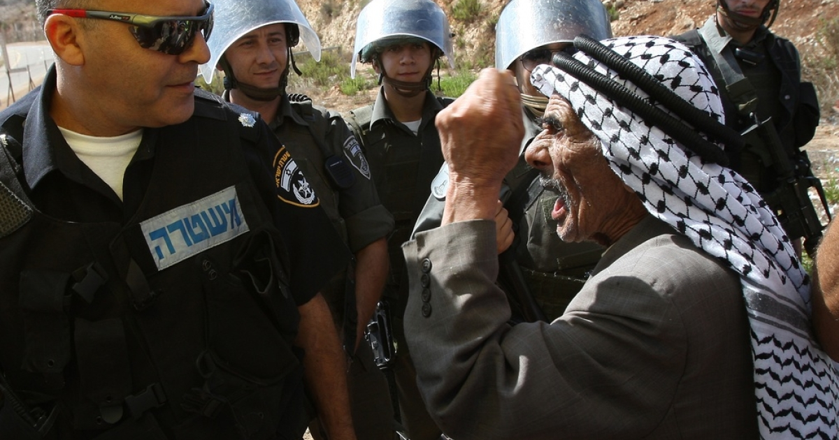 Palestinians are pressing hard for statehood.</p>