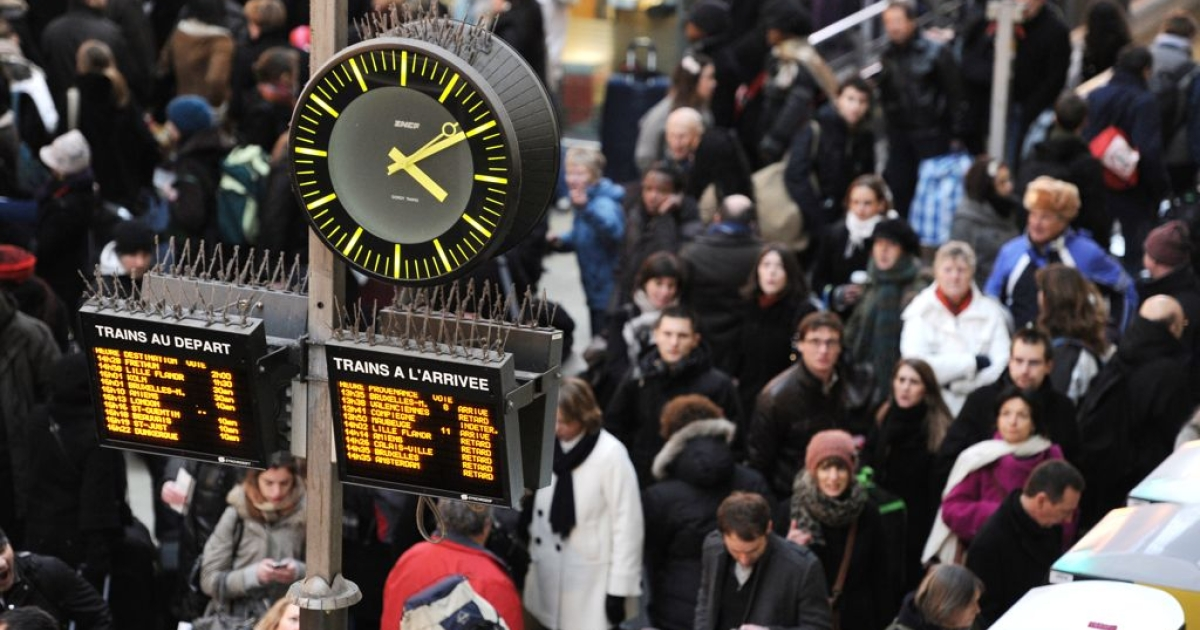 A French engineer working on a joint defense project with Britain reportedly had his briefcase stolen from Gare du Nord in Paris.</p>