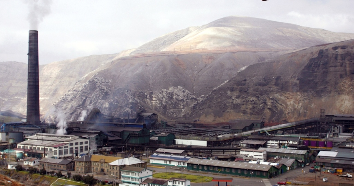 The Doe Run Mining complex, in the Peruvian mountain town of La Oroya, could soon resume operations after it was shuttered in 2009 after having turned La Oroya into one of the world's most polluted towns.</p>