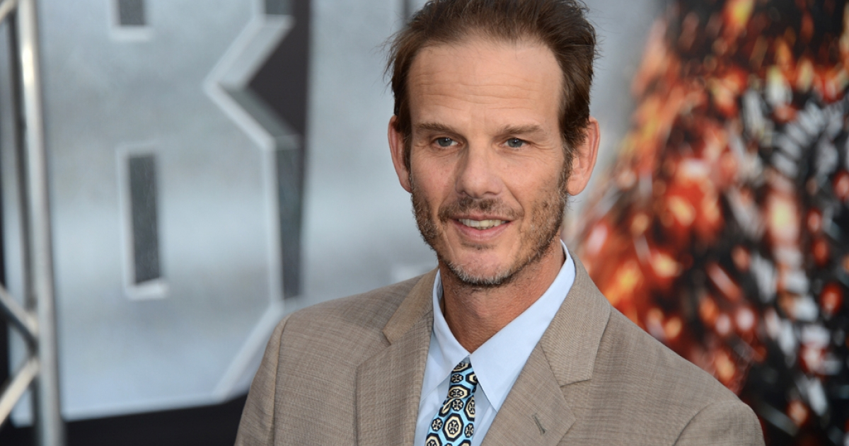 Director Peter Berg arrives for the premiere of