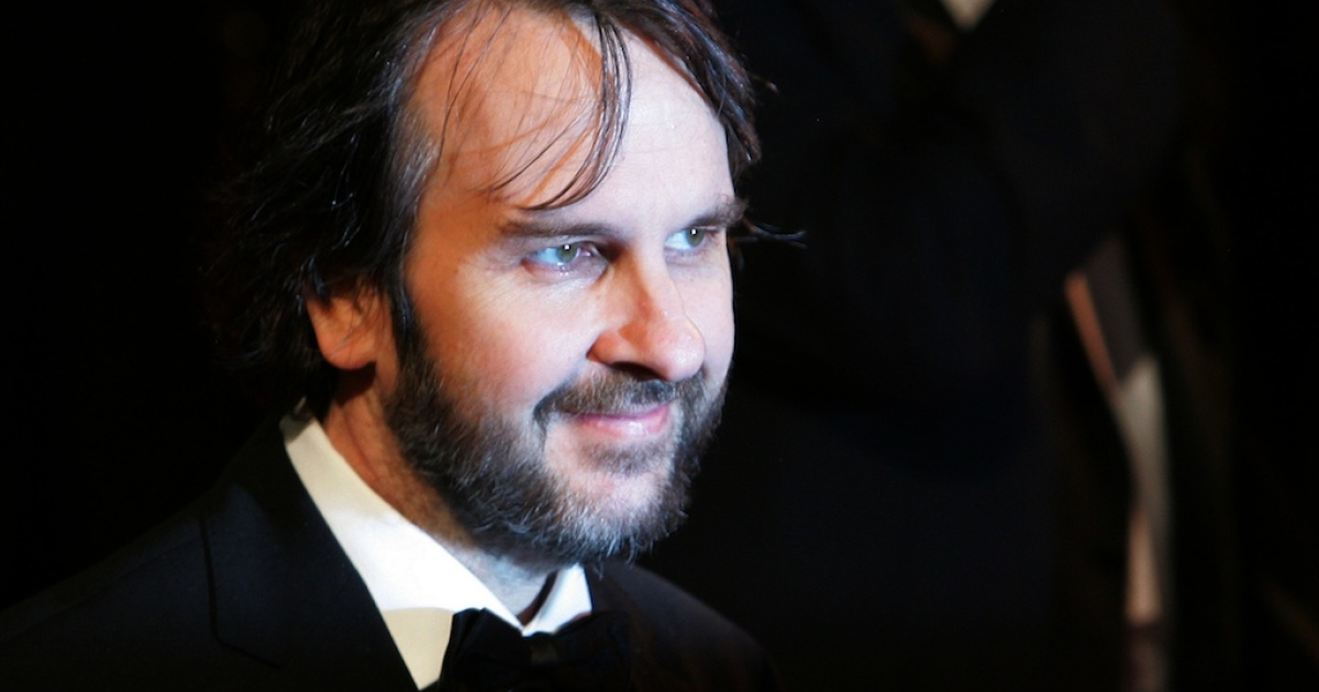 'Lord of the Rings' director Peter Jackson.</p>