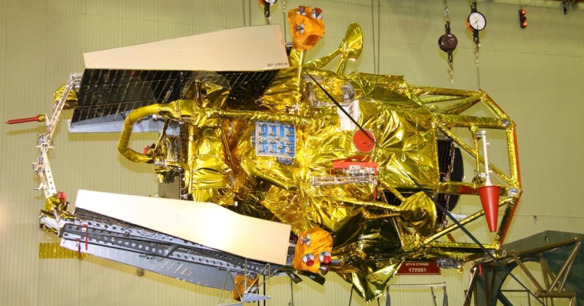 Russia's Phobos-Grunt (