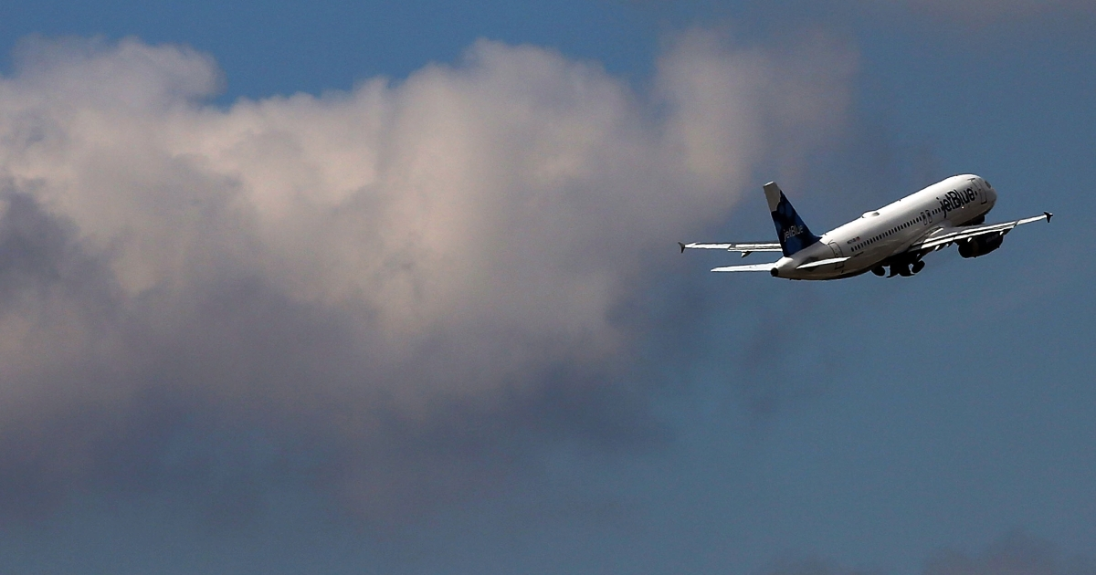 Researchers have found that air turbulence during flights will worsen with climate change.</p>
