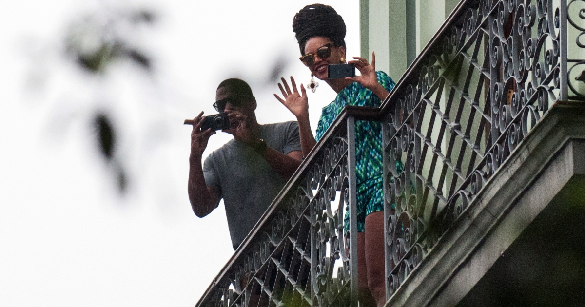 A trip by the super celebrity couple Jay-Z and Beyonce to Havana, Cuba has stirred controversy among Republican lawmakers.</p>