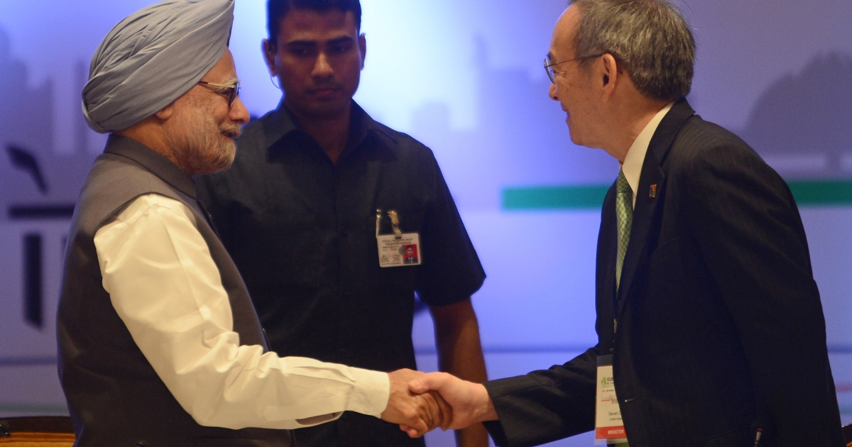 Indian Prime Minister Manmohan Singh said Wednesday that India planned to double its renewable energy sources by 2017.</p>