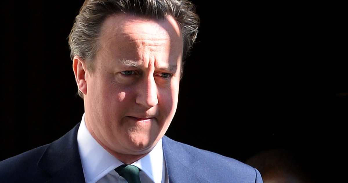 British Prime Minister David Cameron said on April 26, 2013 that there is