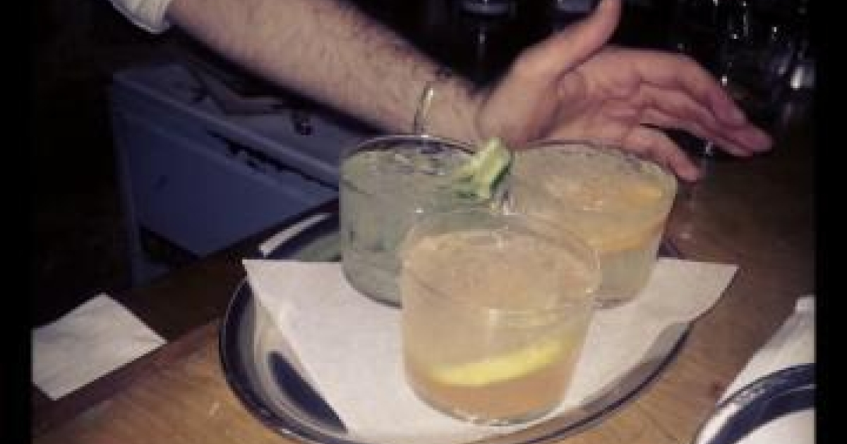 A Friday In Jerusalem: Gin and Tonic pub crawl</p>