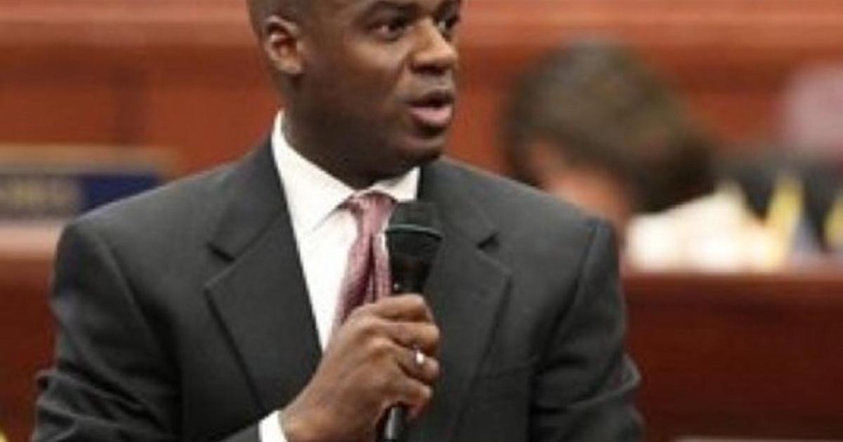 Nevada state Sen. Kelvin Atkinson</p>