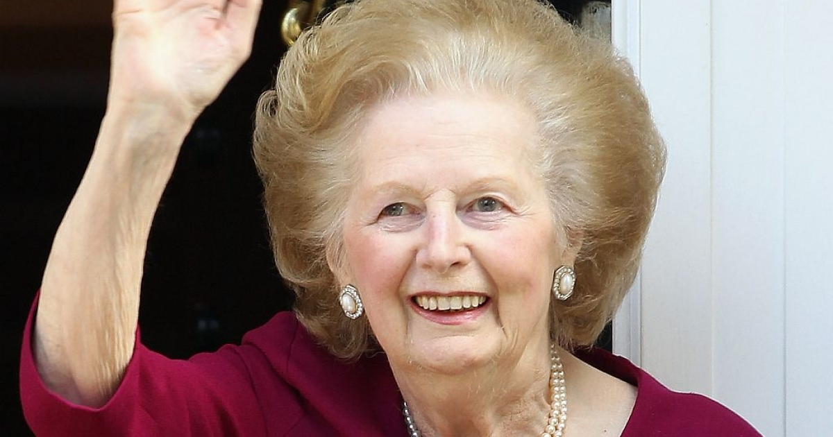 Thatcher's death has re-opened many old wounds.</p>
