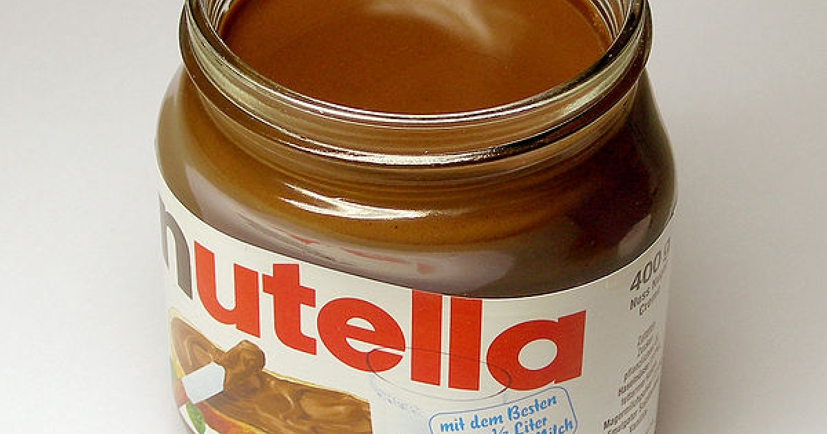 Crooks in a small central German town made off with 5.5 tons of Nutella Monday, police say.</p>