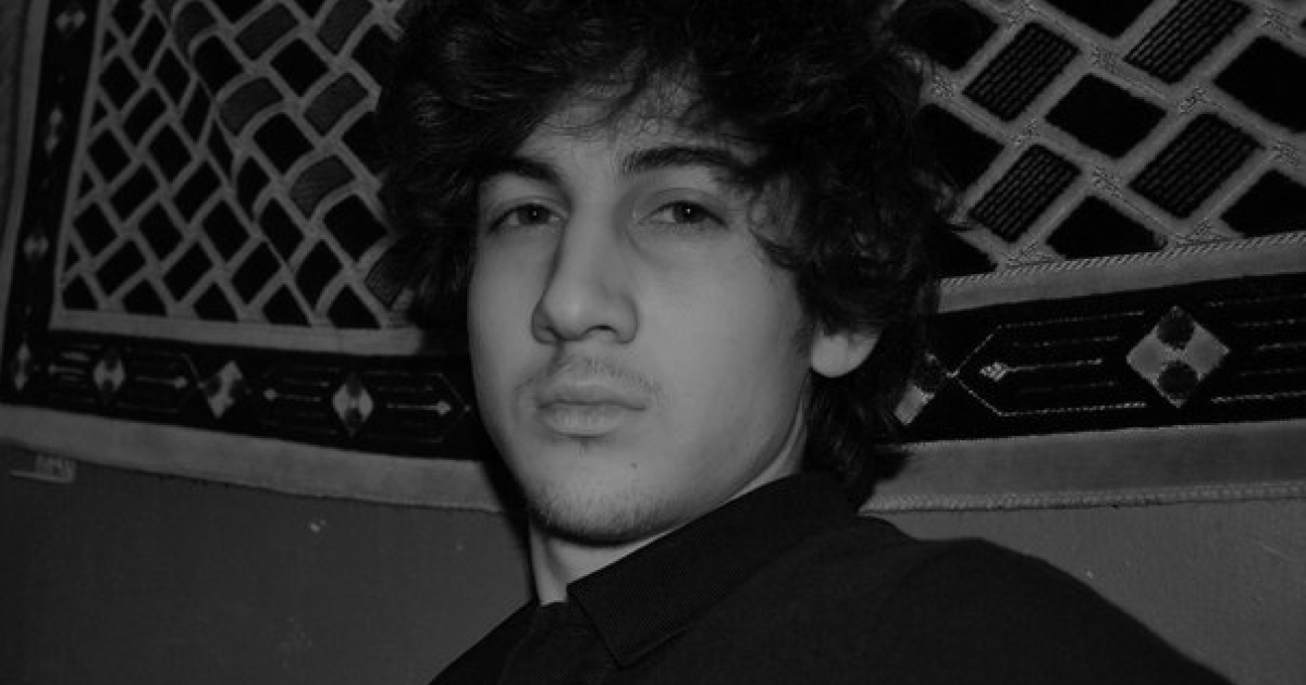 Djohar Tsarnaev, 19, the surviving suspect in the Boston Marathon bombing.</p>