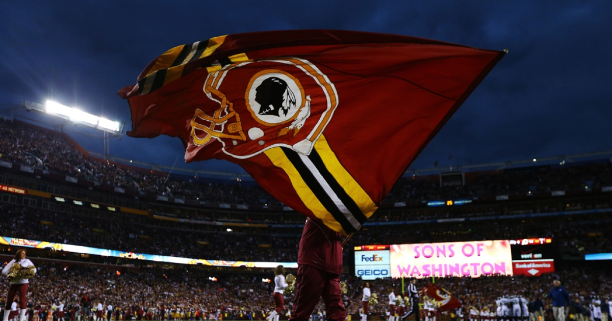Washington, DC, councilor David Grosso suggested on April 30, 2013, that his local NFL team change the Redskins' logo to RedTails to avoid the