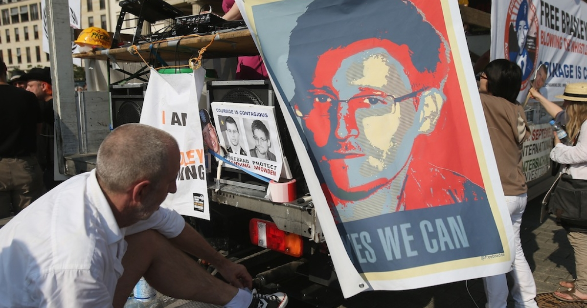 A highly classified summary of nation's intelligence budget leaked by Edward Snowden reveals that the CIA receives the lion's share of funding out of 16 agencies.</p>