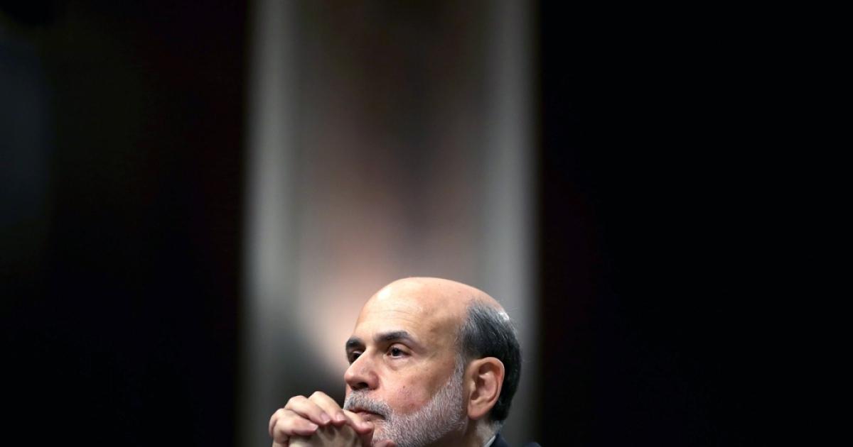 Federal Reserve Board Chairman Ben Bernanke.</p>