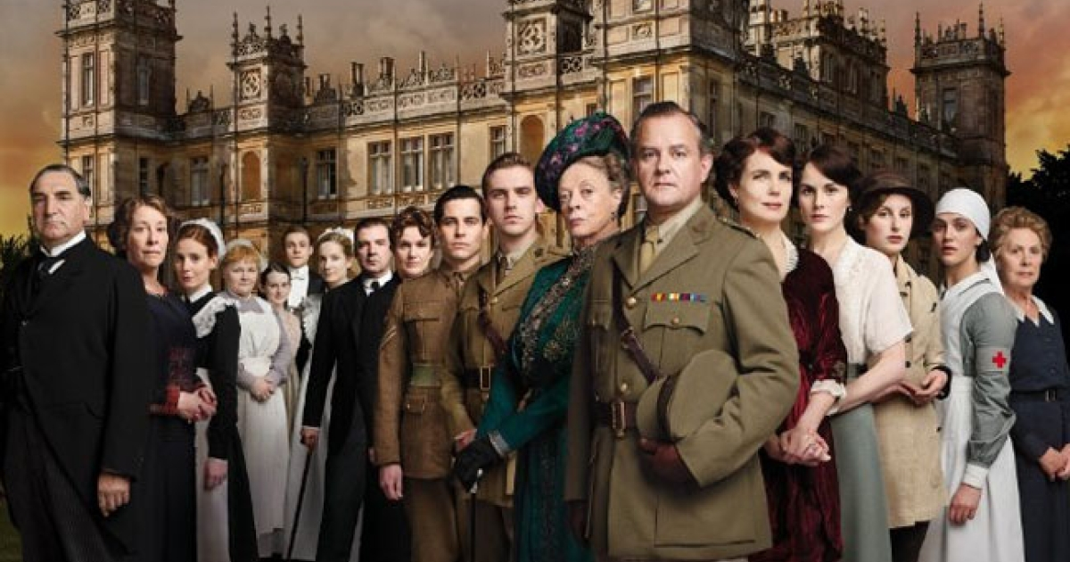 The new season of Downton Abbey premieres on PBS January 5th.</p>