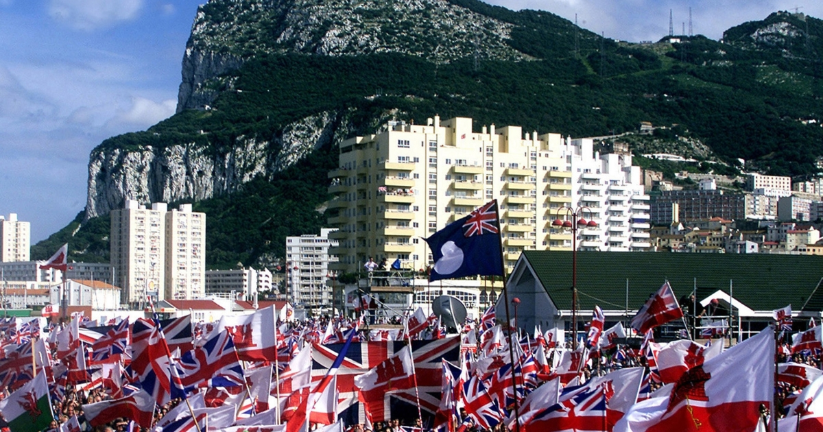 Britain says it won't hand over Gibraltar as long as most residents want to remain British.</p>