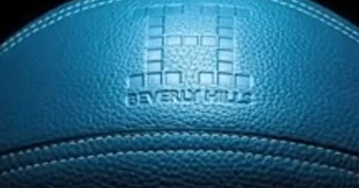 Hermes created this $12,900 basketball from calf leather, dying it blue and placing it on display for the opening of an expanded Beverly Hills store. The company said on Aug. 30, 2013 that it might make '2 or 3 more.'</p>