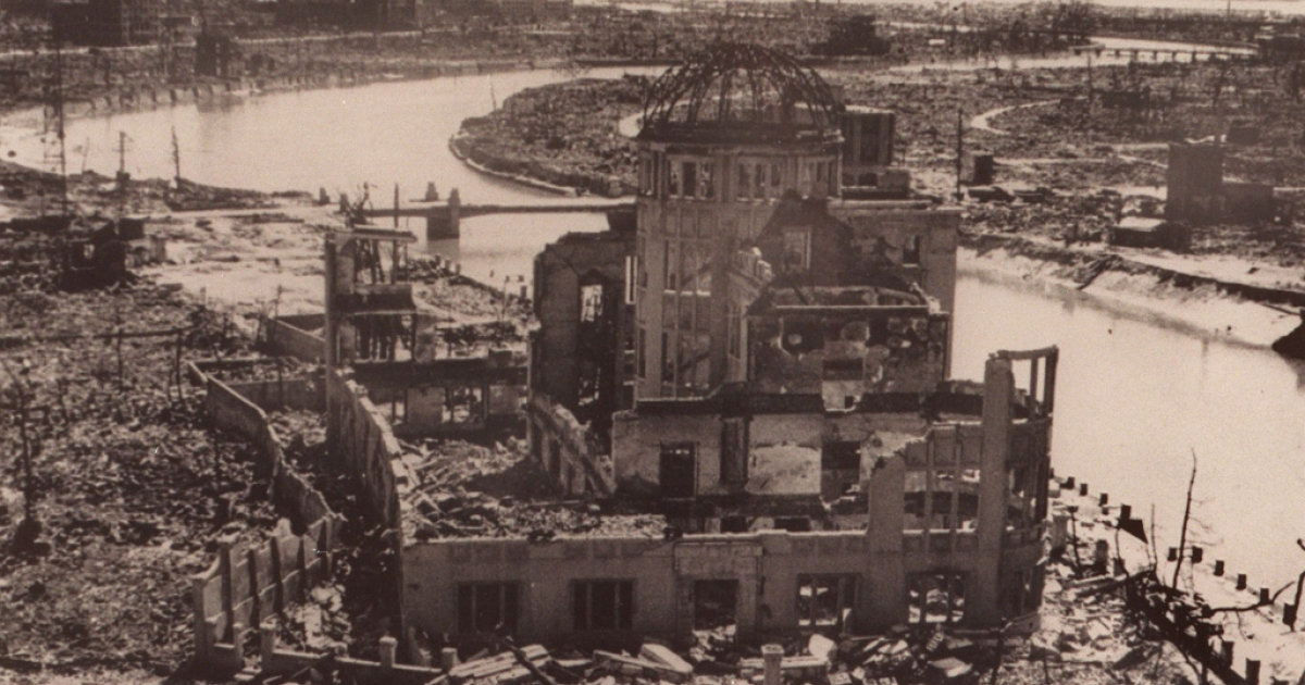 The bombing of Hiroshima left the city leveled and thousands dead, one in five were Korean.</p>