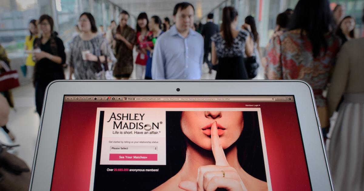 Ashley Madison is expanding into Hong Kong.</p>