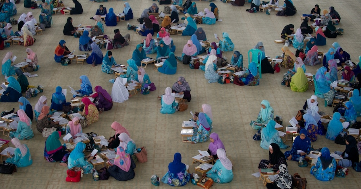 About 60 percent of Malaysia's 30 million people are Muslim, most of them Sunni.</p>