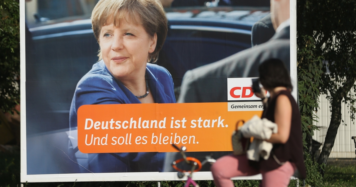 Germans cherish Merkel not only for her self-effacing style but also her sometimes cheeky sense of humor.</p>