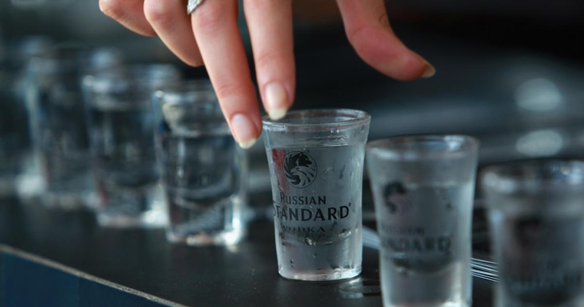 Russian vodka? No thanks.</p>
