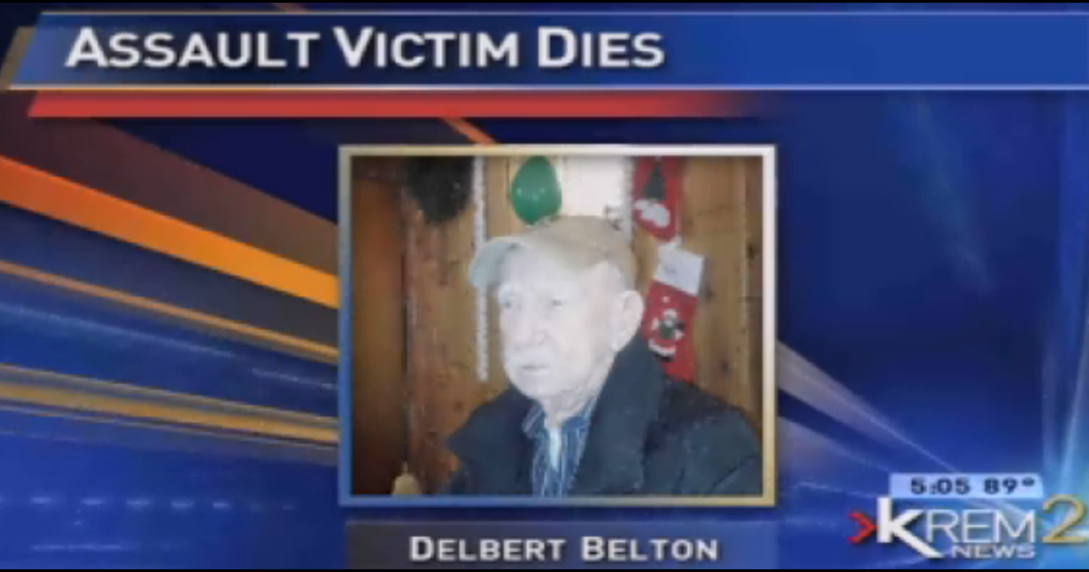 A World War II veteran was beaten to death in a parking lot in Spokane, Wash. on Wednesday night.</p>