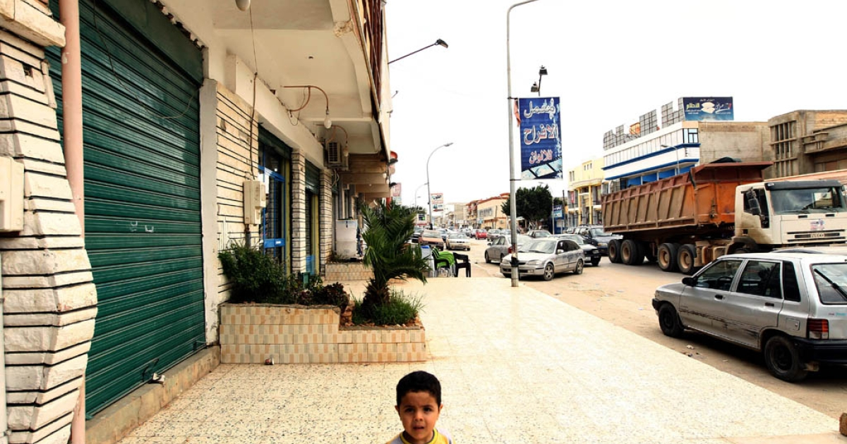 Benghazi, Libya, Nov. 27, 2013.</p>