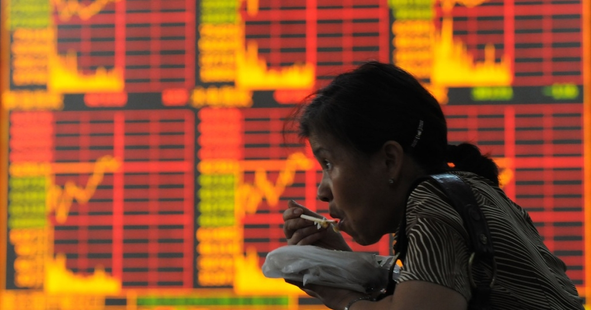 Many Chinese firms choose to list shares in the West, instead of limiting themselves to domestic markets (pictured).  New York-based research firm Muddy Waters has brought down a handful of them with fraud accusations, making a profit along the way.</p>
