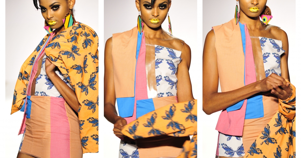 Adiree created the term  African Fashion Week  in fashion capitals that Disu says is