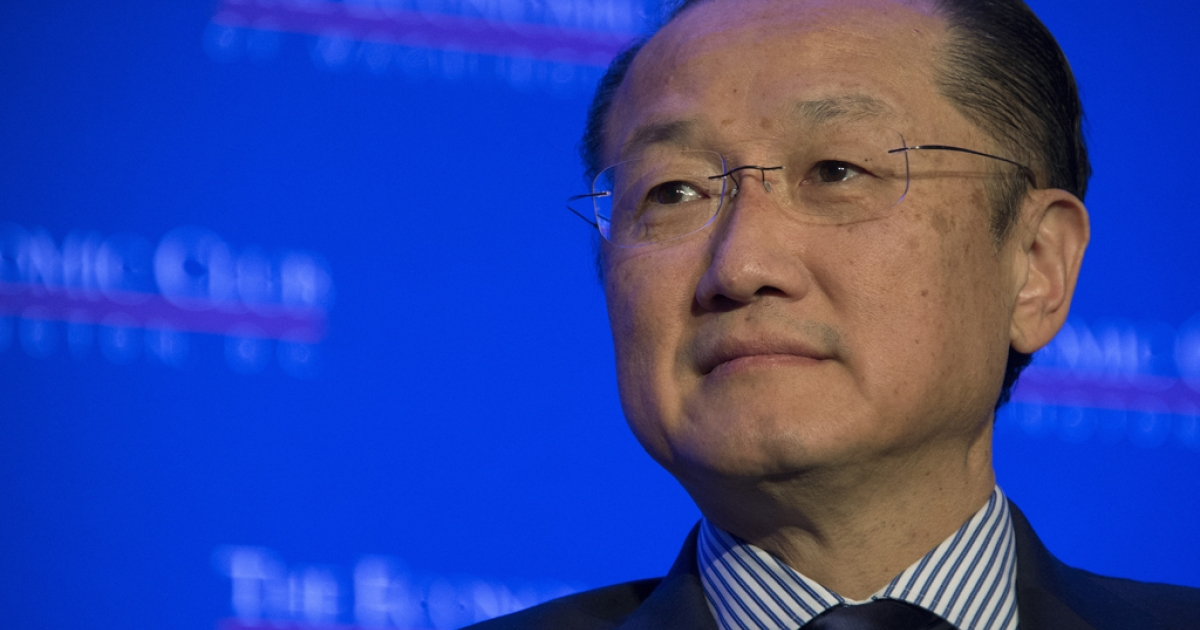 Jim Yong Kim wants to reduce extreme poverty to 3 percent by 2030.</p>