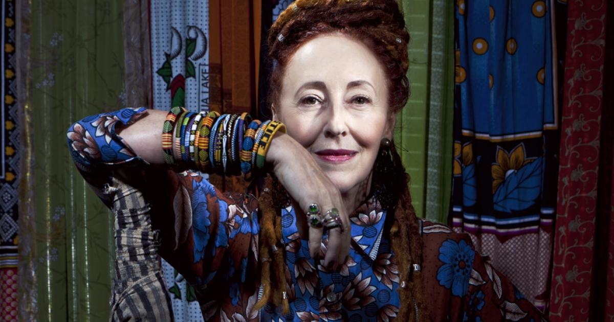 Marianne Fassler has been working in the fashion industry for 20 years.  Based in Johannesburg, Fassler's stresses her line Leopard Frock, reflects South Africa's diverse community.</p>