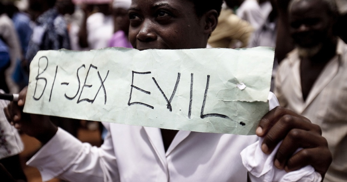 Homophobia is widespread in Uganda where lawmakers have just passed a bill toughening the penalties for homosexual acts.</p>