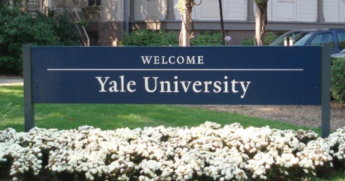 Yale University is urging students and staff to shelter in place after local police received and confirmed a report of a gunman on campus.</p>