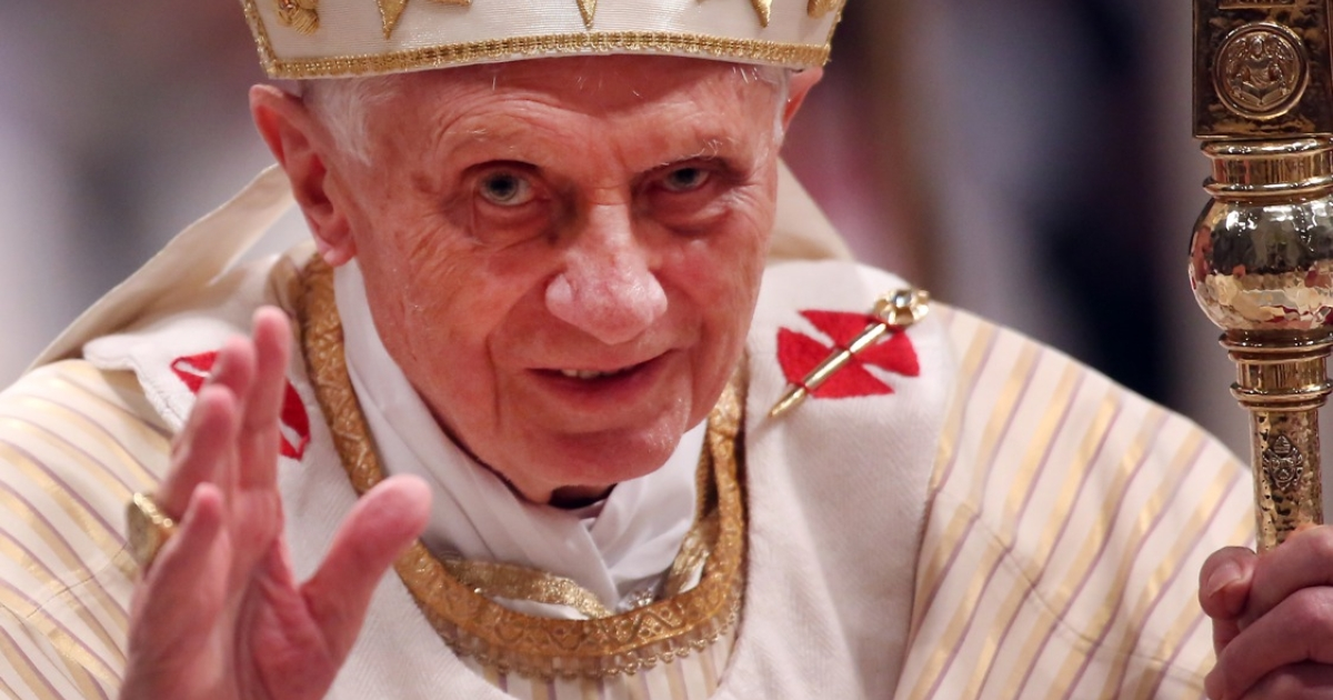 The Vatican announced on February 11, 2013, that Pope Benedict XVI had decided to resign at the end of the month due to his