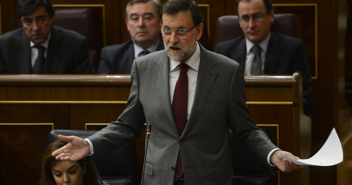 Prime Minister Mariano Rajoy has denied the latest allegations in the usually sympathetic El Mundo newspaper.</p>