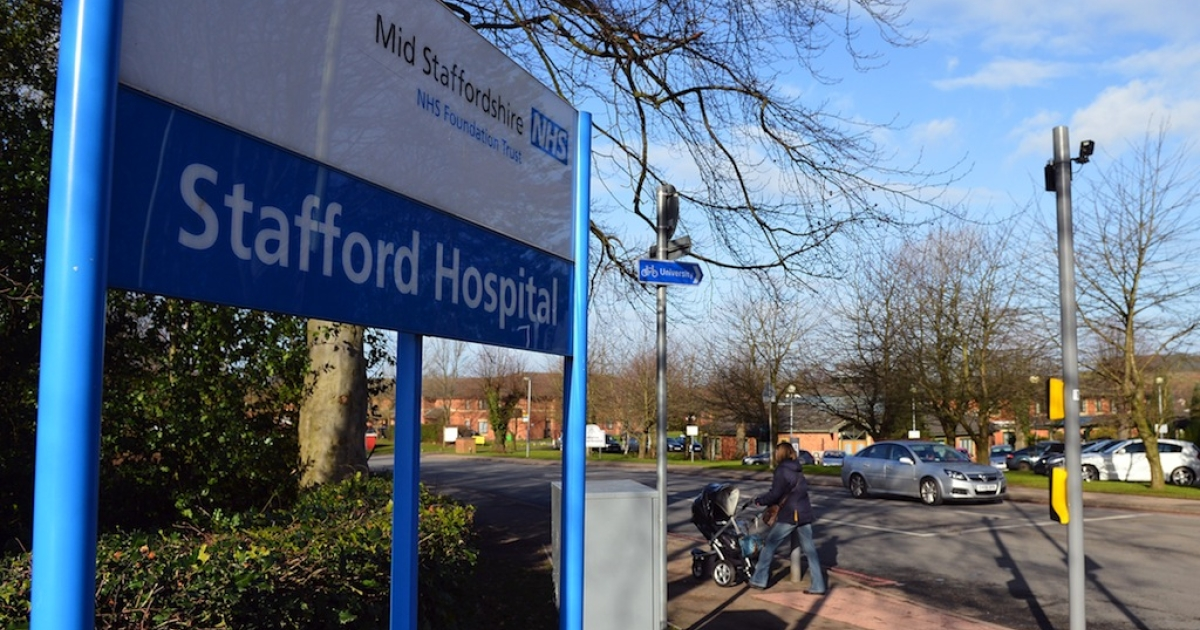 A public inquiry into the appalling care at Stafford Hospital in Britain has found