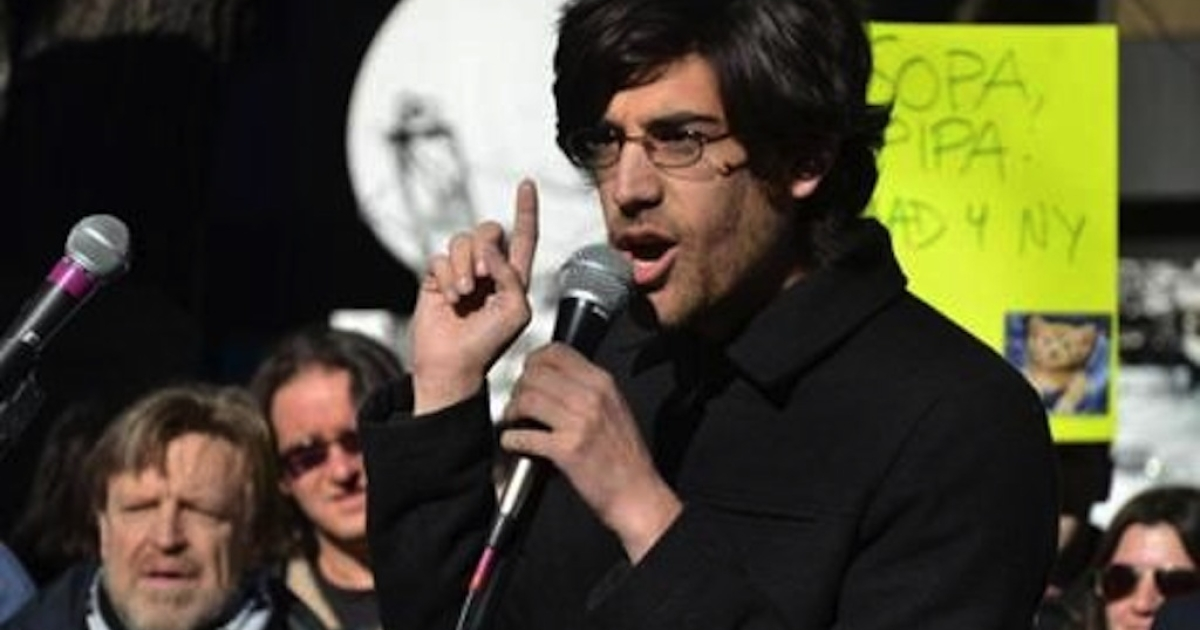 Freedom of the internet, the pet cause of the late programmer Aaron Swartz, is a basic right the president should address in the State of the Union tonight.</p>