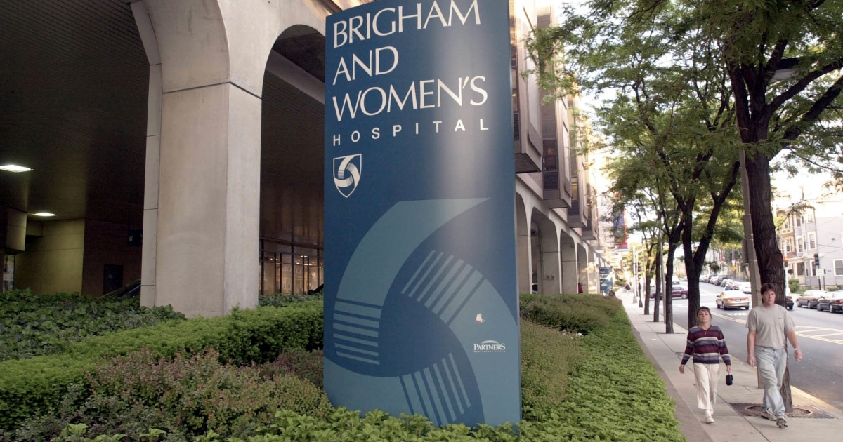 Brigham and Women's Hospital in Boston, Mass.</p>