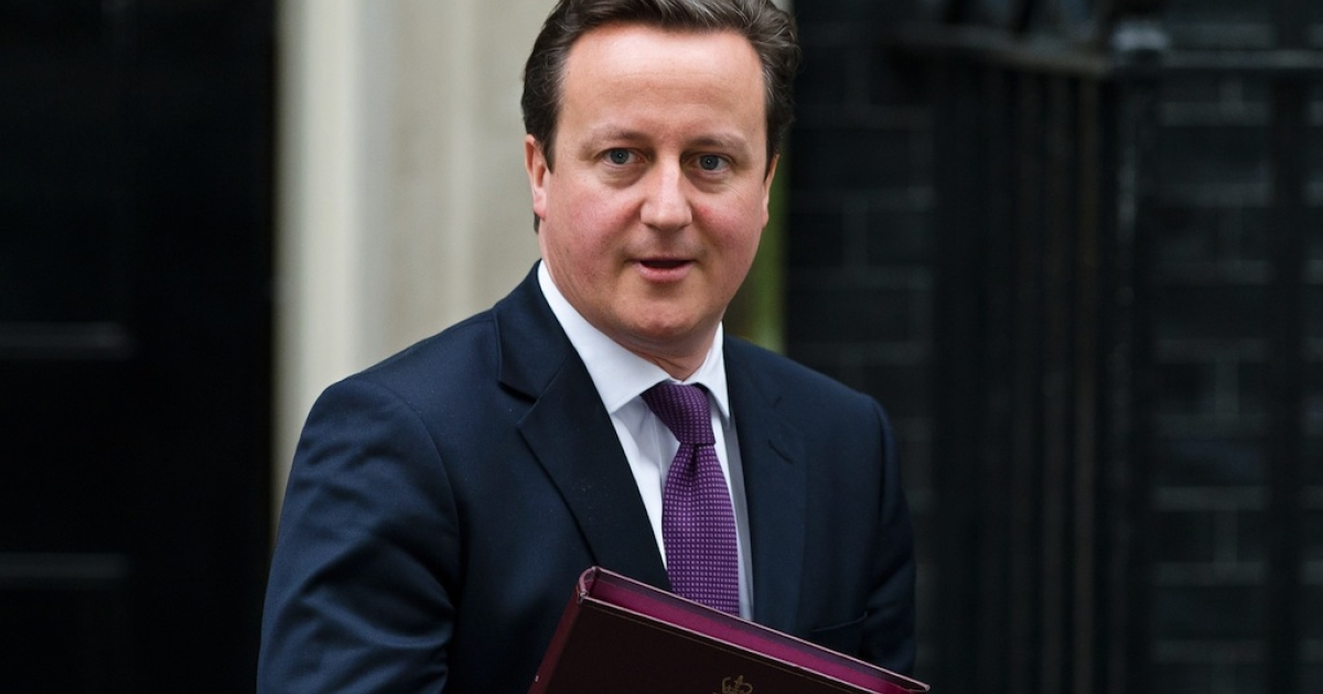 British Prime Minister David Cameron voiced his support for marriage equality in the UK as lawmakers in the House of Commons voted overwhelming in favor of passing a bill that would legalize same-sex marriage.</p>