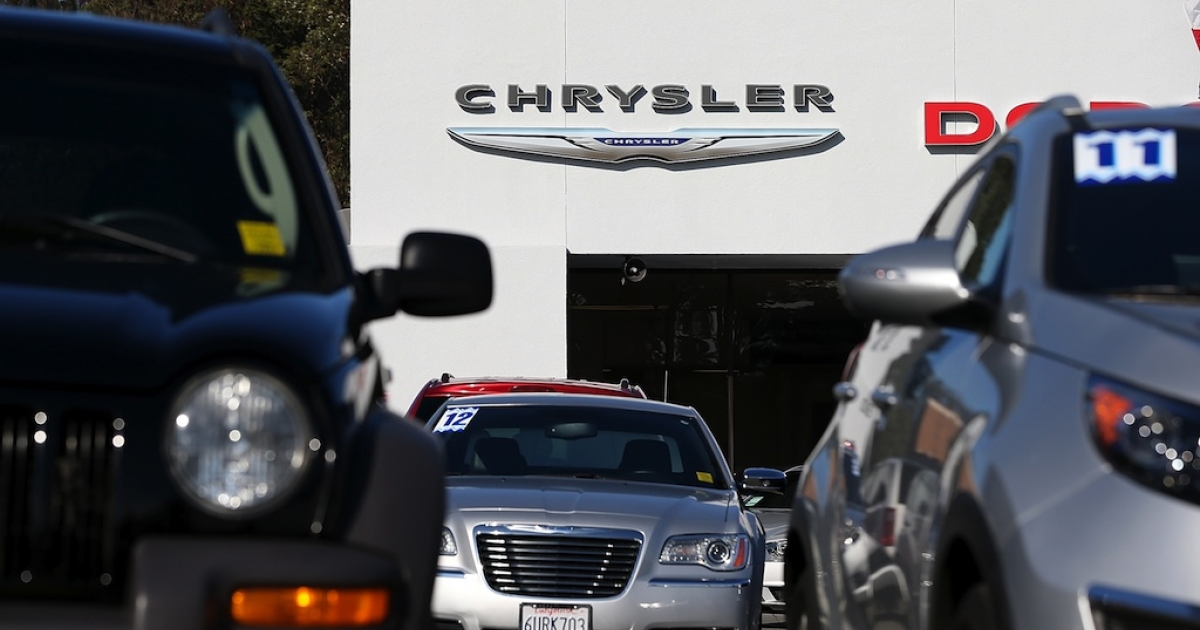 The CEO of Chrysler in South Africa was shot and robbed over the weekend.</p>