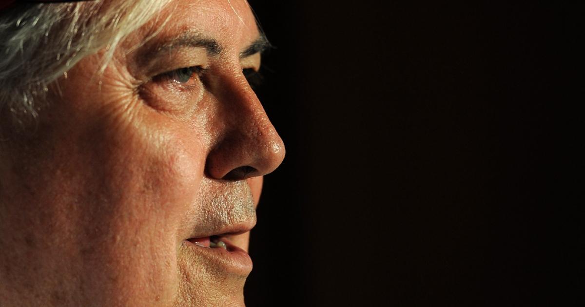 Clive Pamler, Dec. 13, 2012, on the Gold Coast, Australia.</p>