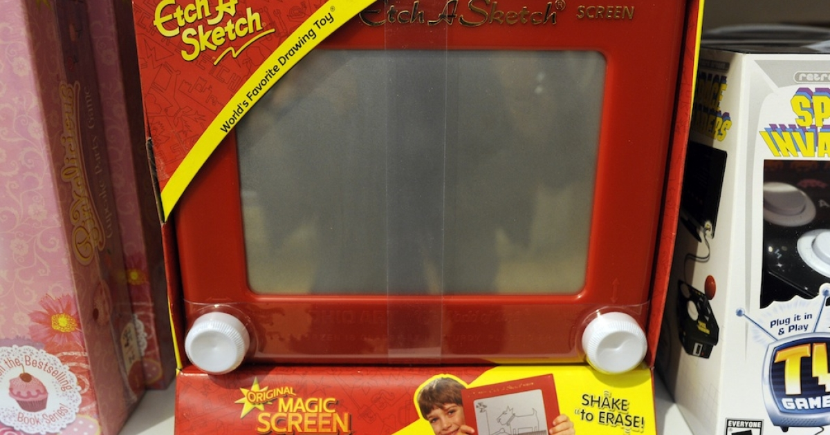 More than 100 million Etch a Sketch toys have been sold around the world since its creation.</p>