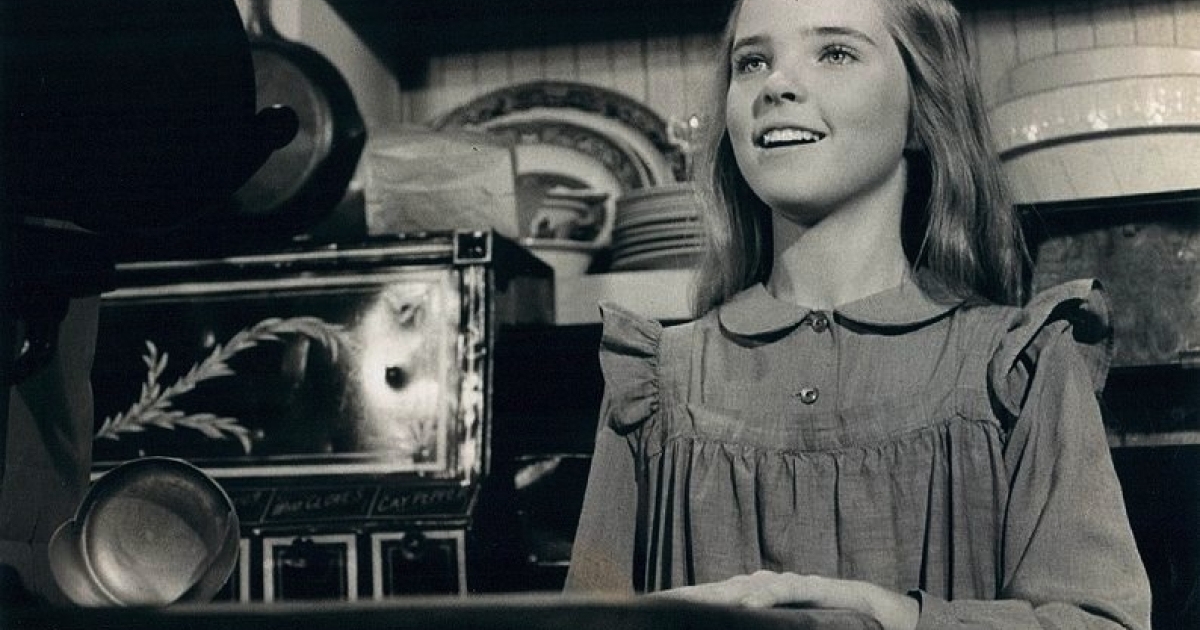 Publicity photograph dated 1974 of actress Melissa Sue Anderson playing Mary Ingalls of the television series Little House on the Prairie. New medical research is shedding light on why the real Mary Ingalls went blind.</p>