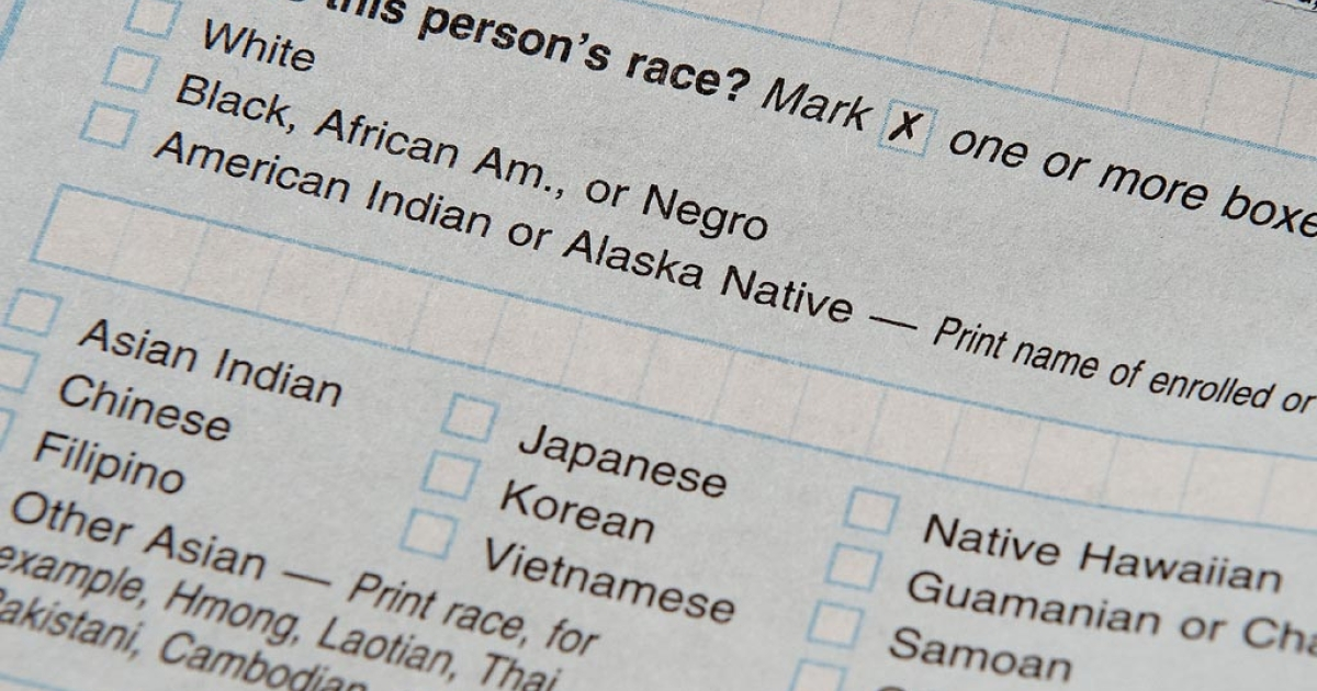 It took more than 100 years, but the US Census Bureau says it is dropping