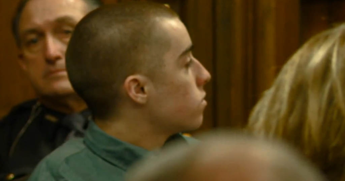 TJ Lane pleaded guilty in an Ohio court Feb. 26, 2013, to aggravated murder and other charges in a school shooting at Chadron High School last year.</p>