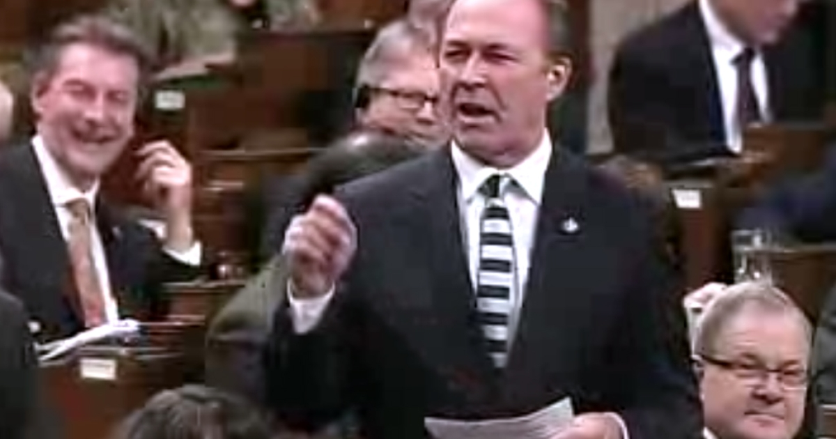 A recent parliamentary debate in Canada saw house members have a back and forth about Zombie apocalypse preparedness.</p>