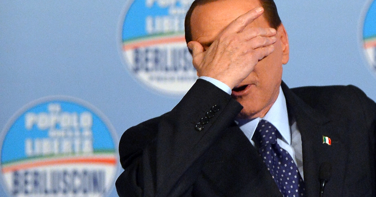 An Italian Senate committee on October 4, 2013, proposed Silvio Berlusconi be expelled from parliament following his criminal conviction.</p>