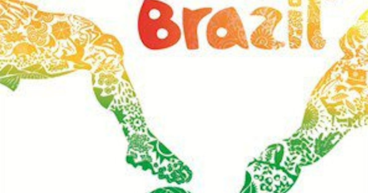 Brazil has unveiled its poster for the 2014 World Cup.</p>
