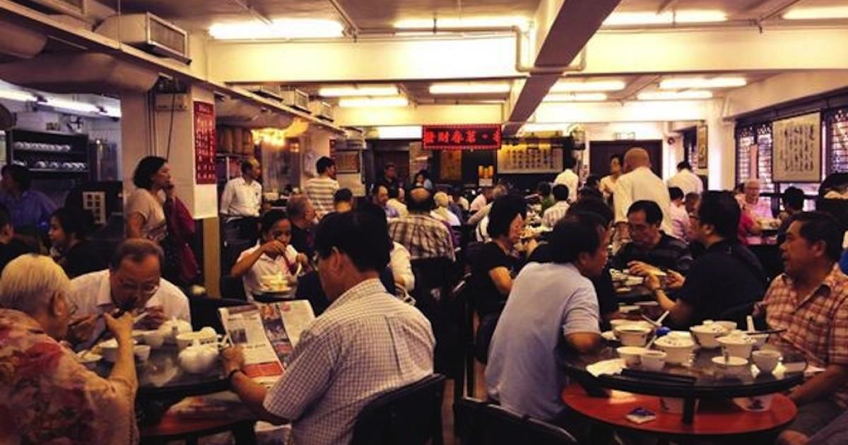 Benjamin Carlson takes us to dim sum in Hong Kong.</p>